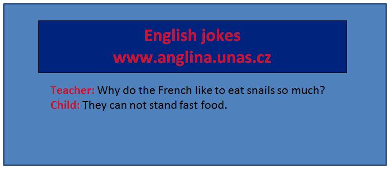 Angličtina online a zdarma - testy z angličtiny - testy pro středně pokročilé - učte se angličtinu s úsměvem