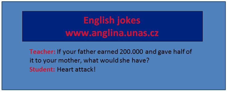 Angličtina online a zdarma - Anglická tázací slova - who where when why which whose - na www.Anglina.uNas.cz - english jokes zdarma - tázací slova