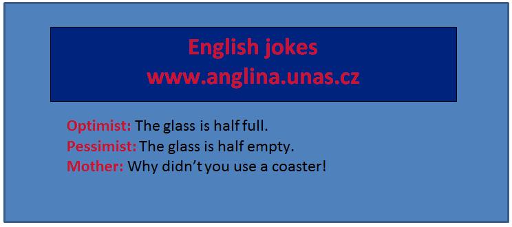 Angličtina online a zdarma - Rozdíl mezi No a None - na www.Anglina.uNas.cz - english jokes zdarma  - rozdíl mezi None a No