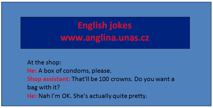 Angličtina online a zdarma - Rozdíl mezi This, These, That a Those - na www.Anglina.uNas.cz - english jokes zdarma - Angličtina online a zdarma - Rozdíl mezi This, These, That a Those - na www.Anglina.uNas.cz - english jokes zdarma